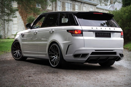 Aspire Design Styling For Range Rover SUV