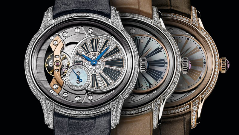 Audemars Piguet's New Millenary Hand-Wound 5201 Movement