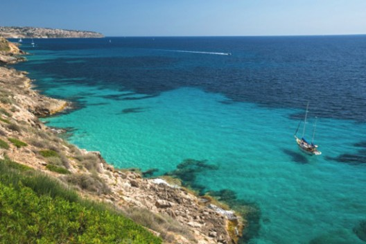 Cap Rocat in Majorca
