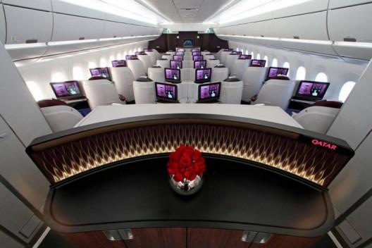 Carbon Fiber Plane by Airbus & Qatar Airways