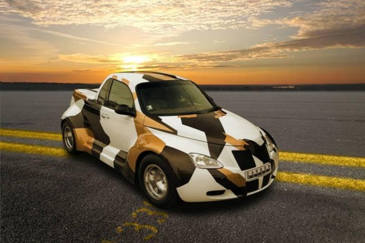 Carbon Motors Chrysler PT Cruiser