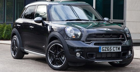 Mini Countryman Special And Limited Edition