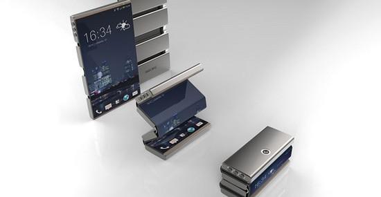 Foldable Smartphone – Drasphone