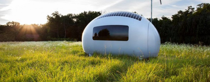 Ecocapsule – New Way Of Sustainable Living