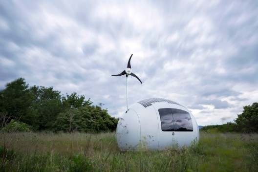 Ecocapsule - New Way Of Sustainable Living