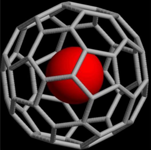 Endohedral Fullerene