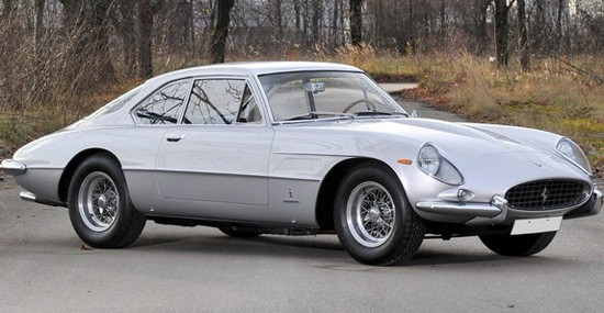 1962 Ferrari 400 Superamerica LWB Coupe Aerodinamico by Pininfarina At Auction