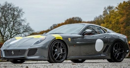 Ferrari 590 GTO