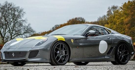 Rare Ferrari 590 GTO On Sale
