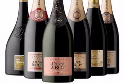 French Champagne brand Duval-Leroy