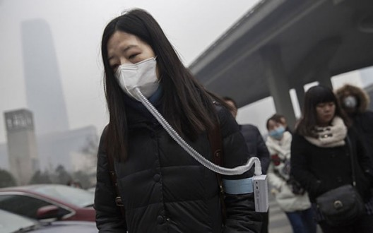 Chinese Craizy About Bottles of Fresh Air From the Rocky Mountains