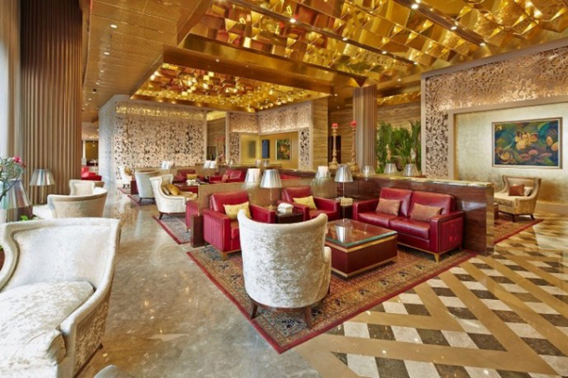World's Best First Class Lounge - GVK Lounge At Mumbai Airport