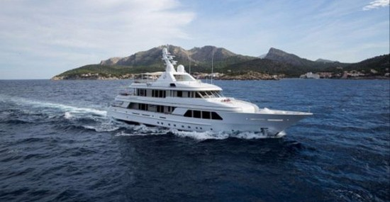 Go – Feadship's Superyacht Available For Charter