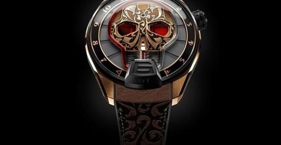 HYT Skull Maori Watch – Limited Edition
