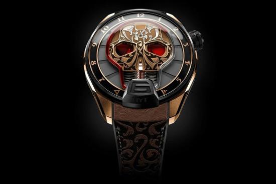 HYT Skull Maori Watch