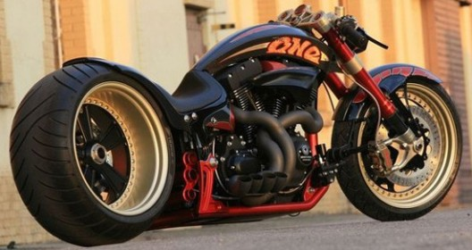 Fat Attack AG Harley-Davidson ''The One''