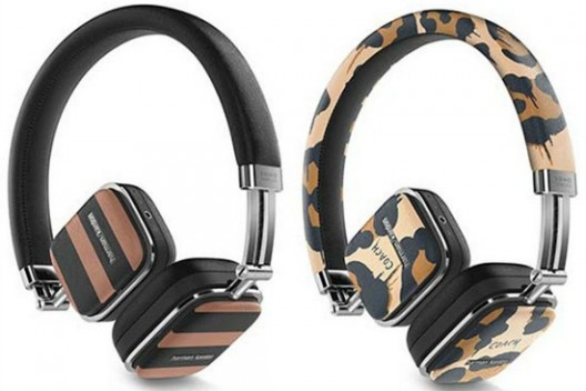 Headphones by Coach And Harman Kardon