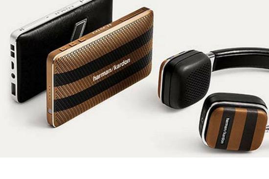 Headphones by Coach And Harman Kardon