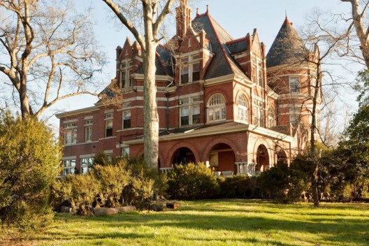 Historic Brick Mansion From 1894 On Sale For $1,65 Million