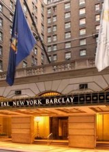 $180 Million Renovation Of  InterContinental New York Barclay Hotel