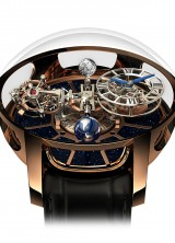Astronomia Gravitational Triple Axis Tourbillon Watch by Jacob & Co.