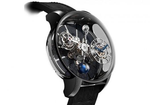 Jacob and co Astronomia Gravitational Triple Axis Tourbillon Timepiece