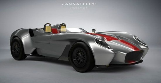 New On The Market, Jannarelly Design-1 Roadster