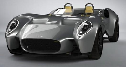 Jannarelly Design-1 Roadster