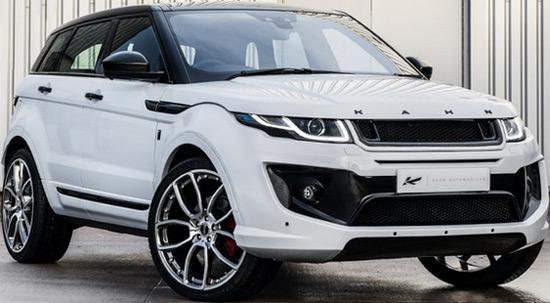 Kahn Range Rover Evoque