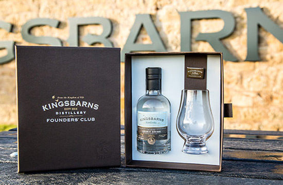 Kingsbarns Distillery's First Bottles of Whisky for Sale at Master of Malt
