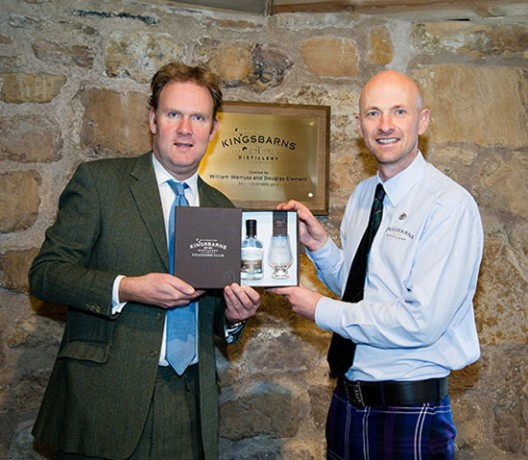 Kingsbarns Distillery's First Bottles of Whisky for Sale at Master of Malt