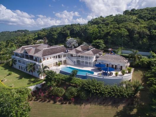 L'Dor V'Dor - Lavish Caribbean Estate in Montego Bay, Jamaica To Sell Without Reserve