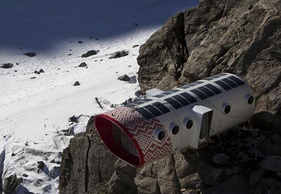LEAP - Innovative Alpine Pod