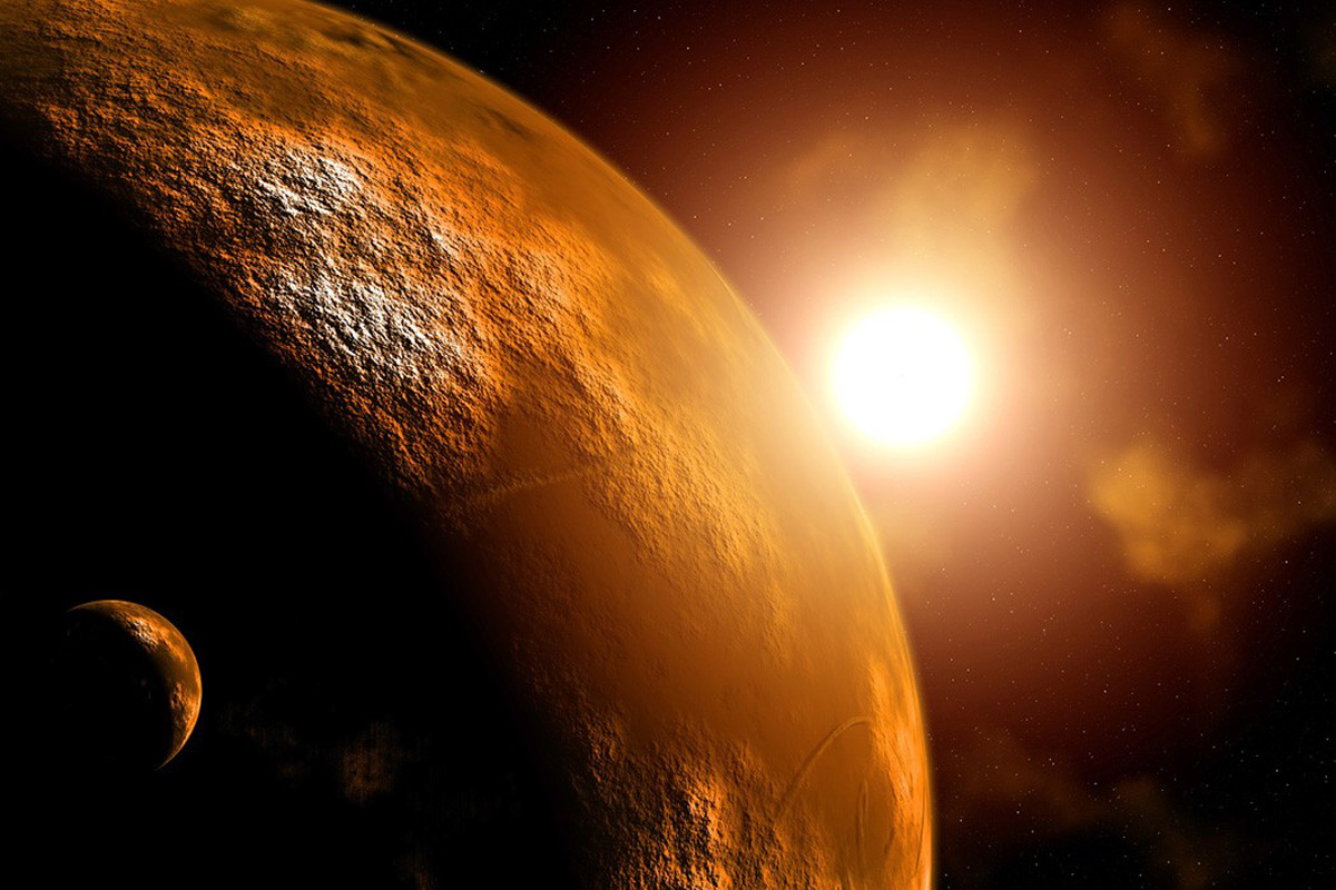 Send A Letter To Mars