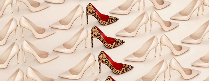 Louis Vuitton Eyeline Pumps For Spring/Summer 2016
