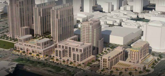 $1.3 billion Manchester Pacific Gateway Gets Green Light From City Council