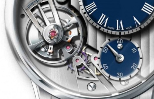 Maurice Lacroix Unveiled Masterpiece Gravity Harrods Exclusive Limited Edition