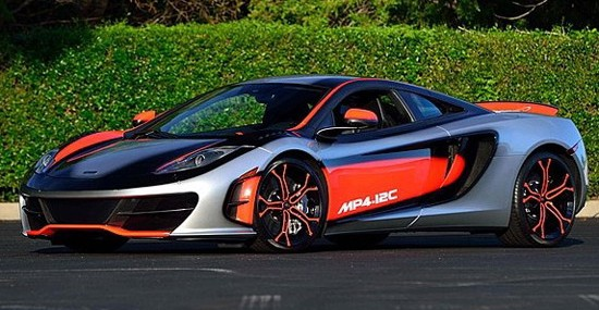 McLaren 12C High Sport Commisioned By Ron Dennis On Sale