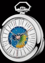 Montblanc Celebrates 110th Anniversary With Its First Pocket Watch