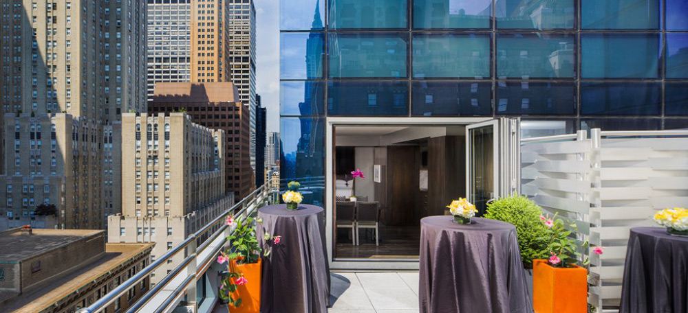$15,000 New Year Evening Package at 48 Lex in NYC