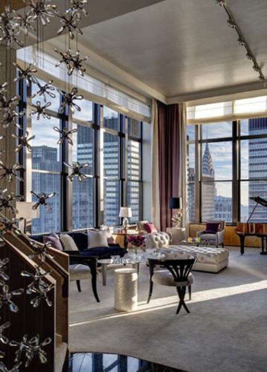 The Jewel Suite by Martin Katz at the New York Palace Hotel