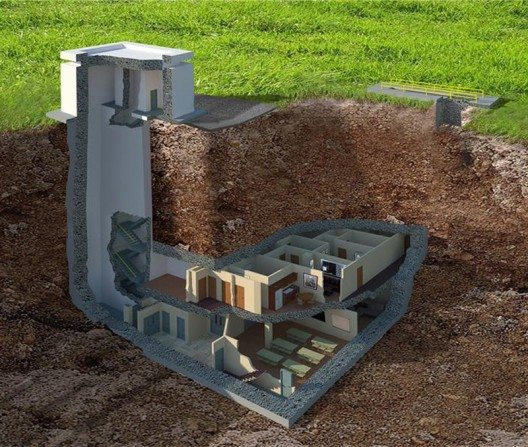 Luxury Nuklear-Proof Bunker in Georgia On Sale For $17,5 Million