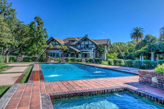 Gracious Pasadena House On Sale For $13.8 Million