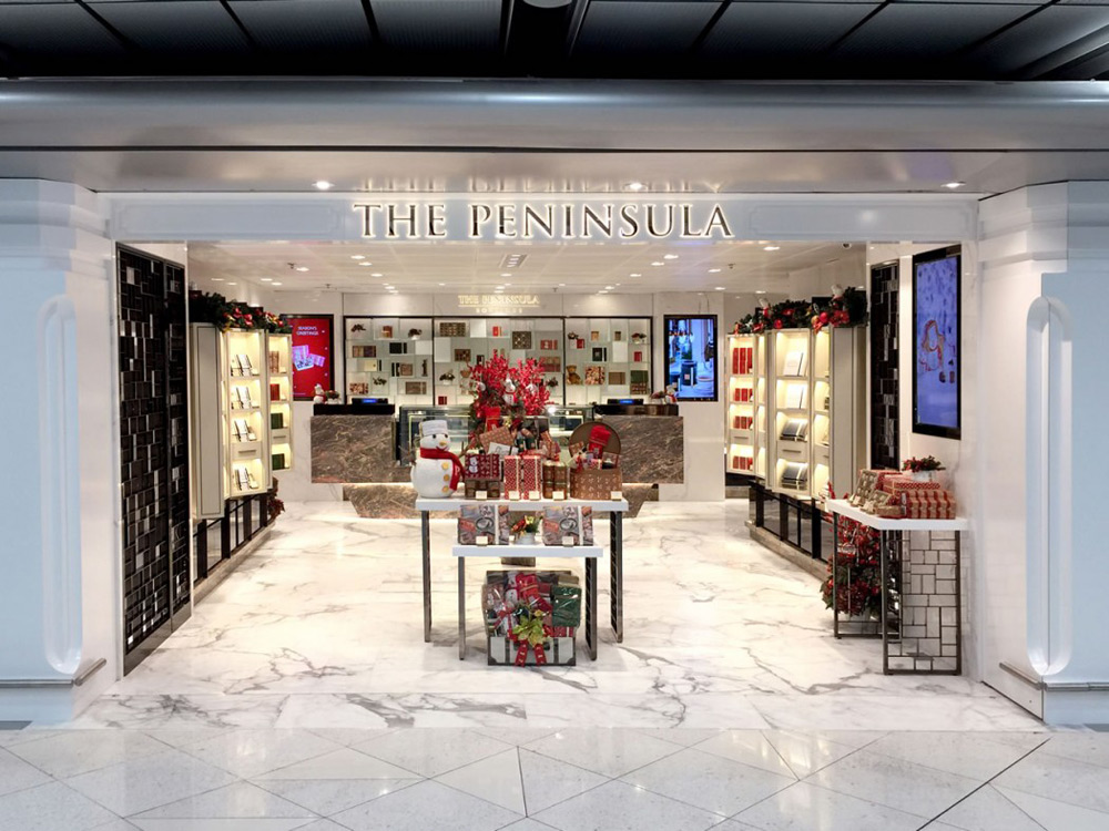 Peninsula Hotels' First Airport Boutique Opened In Hong Kong