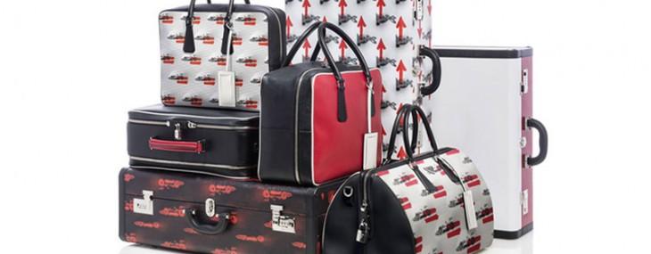 Prada's Newest Luggage Personalization Service