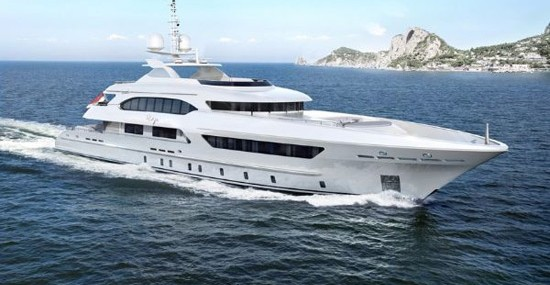 Project RUYA – Heesen 47m Superyacht