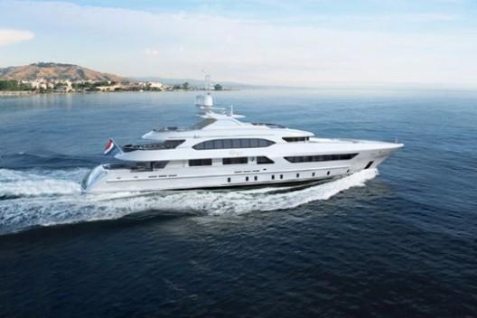 Project RUYA Heesen Yacht