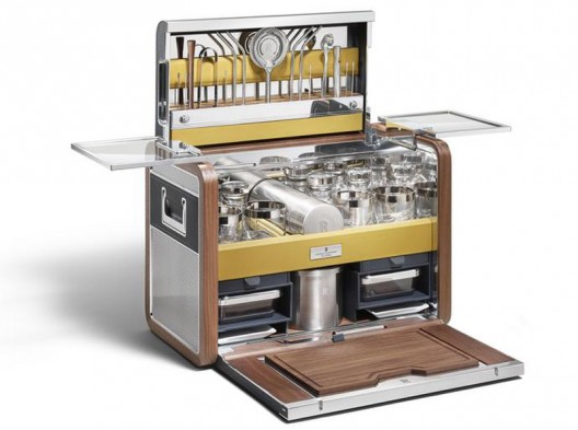 Rolls Royce's Limited Edition Cocktail Hamper Will Cost You £26,000