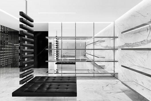 Saint Laurent's New Largest Store Tokyo
