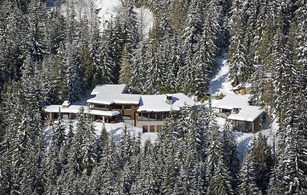 Sarah McLachlan's Whistler Ski Resort Home On Sale For $13.5 Million